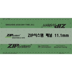 ZIP SYSTEM 패널(11.1T)
