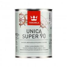 유니카 슈퍼90-유광 (보트 바니쉬) 0.9L 2.7L 9L [티쿠릴라]