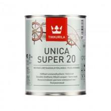 유니카 슈퍼20-무광 (보트 바니쉬) 0.9L 2.7L 9L [티쿠릴라]