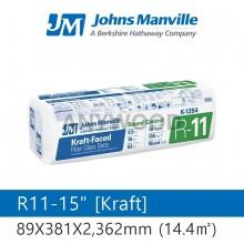 존스맨빌 인슐레이션 R11 - 15