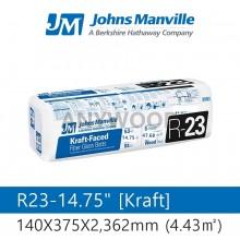 존스맨빌 인슐레이션 R23 - 14.75