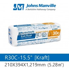 존스맨빌 인슐레이션 R30C - 15.5