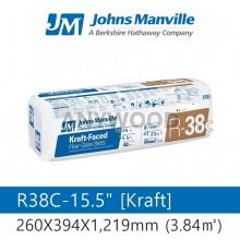 존스맨빌 인슐레이션 R38C - 15.5